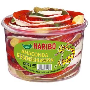 Fruchtgummis RIESENSCHLANGEN von HARIBO