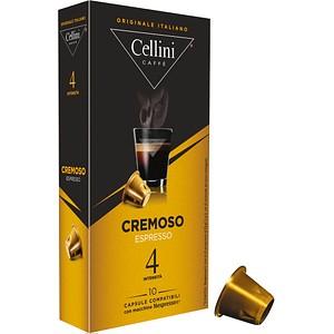 Kaffeekapseln ESPRESSO CREMOSO von Cellini
