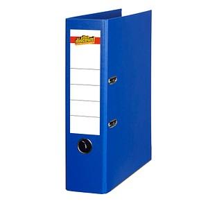 office discount Ordner blau Kunststoff 8,0 cm DIN A4