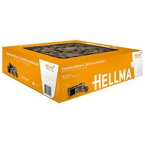 Schokokugeln Espresso-Bohne in Zartbitterschokolade von HELLMA