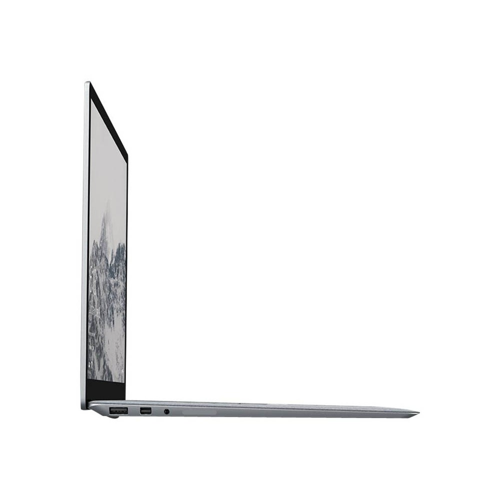 Seitenansicht eines Notebook Surface 2 JKM-00007 von Microsoft