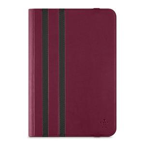 belkin Twin Stripe Tablet-H uuml lle f uuml r Apple iPad mini 2012 , iPad mini 2 2013 , iPad mini 3 2014 , iPad mini 4 2015 rot