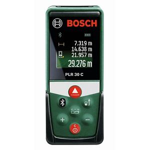 Laser-Entfernungsmesser PLR 30 C von BOSCH