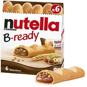 Waffeln nutella B-ready von FERRERO