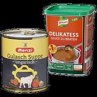 Suppen & Soßen