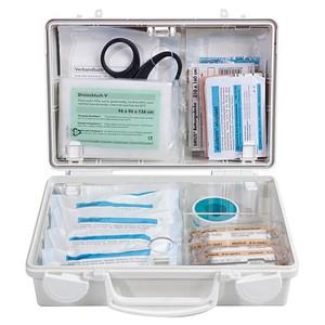 SÖHNGEN Erste-Hilfe-Koffer Quick-CD DIN 13157 weiß