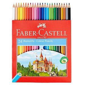 Buntstifte CASTLE von FABER-CASTELL