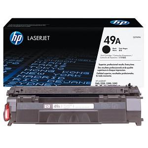 HP 49A (Q5949A) schwarz Tonerkartusche