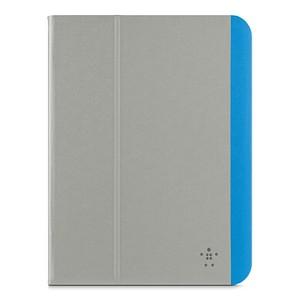 belkin Slim Style Tablet-H uuml lle f uuml r Apple iPad Air 2013 , iPad Air 2 2014 grau, blau