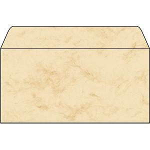 Briefumschläge Marmor von SIGEL