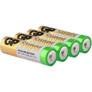 GP Batterien SUPER Mignon AA 1,5 V