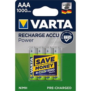 Akkus RECHARGE ACCU Power von VARTA