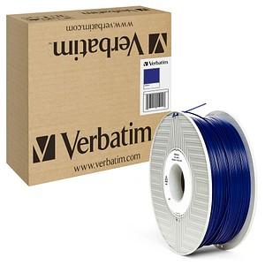 Filament-Rolle ABS-Filament 1,75 mm 1 kg - Blau von Verbatim