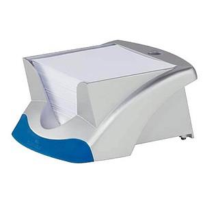 DURABLE Zettelbox VEGAS silber