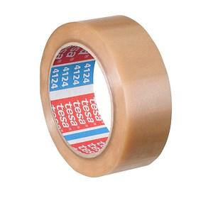tesa Packband tesapack® 4124 ultra strong transparent 38,0 mm x 66,0 m