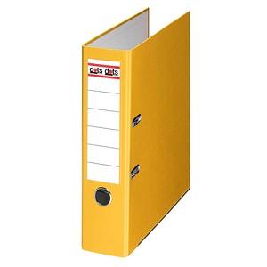 dots Ordner gelb Kunststoff 8,0 cm DIN A4