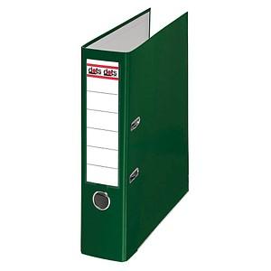dots Ordner grün Kunststoff 8,0 cm DIN A4