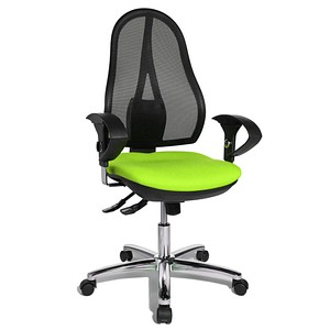 Topstar Open Point Sy Deluxe Burostuhl Grun Gunstig Online Kaufen Office Discount