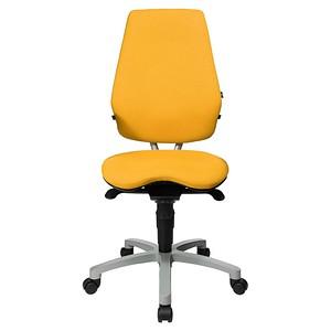 Topstar Alustar Bürostuhl gelb günstig online kaufen