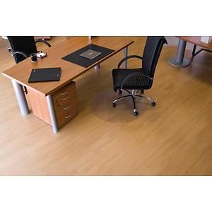 ecogrip ® Bodenschutzmatte für glatte Böden rund, 90,0 x 90,0 cm