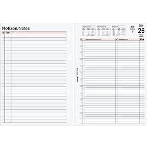 Kalendereinlage  von bind