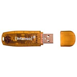 Standard USB-Stick Rainbow Line von Intenso