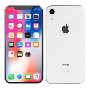 Apple Iphone Xr Weiß 128 Gb