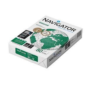 NAVIGATOR Kopierpapier Universal DIN A4 80 g/qm 500 Blatt