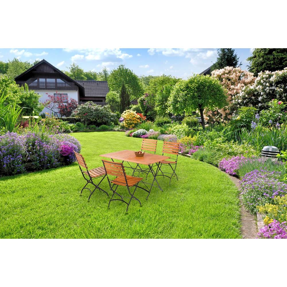 2 Harms Gartenstühle Garden Pleasure Wien braun