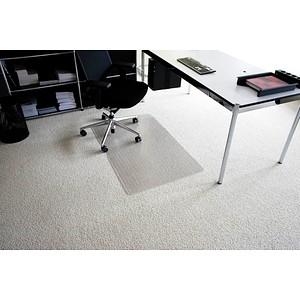 Rollt & Schützt Bodenschutzmatte für Teppichböden rechteckig, 90,0 x 120,0 cm