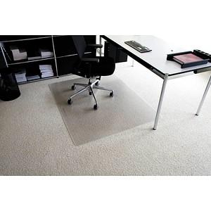 Rollt & Schützt Bodenschutzmatte für Teppichböden rechteckig, 120,0 x 600,0 cm