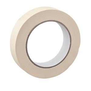 SUPRA Mask Kreppband beige 25,0 mm x 50,0 m 1 Rolle