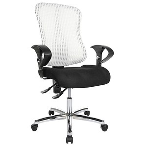 Topstar Sitness® 90 Bürostuhl weiß