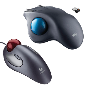 Trackball & Trackpad