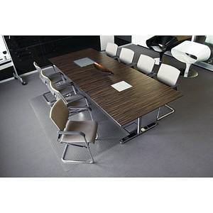 Rollsafe Bodenschutzmatte für Teppichböden rechteckig, 120,0 x 240,0 cm