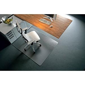Rollsafe Bodenschutzmatte für Teppichböden rechteckig, 120,0 x 150,0 cm