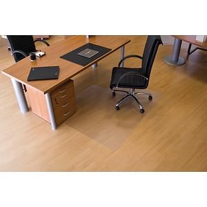 ecogrip ® Bodenschutzmatte für glatte Böden rechteckig mit Lippe lange Seite, 120,0 x 150,0 cm