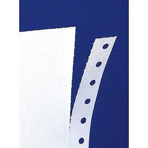 office discount Endlospapier A4 hoch 4-fach, 52 g/qm weiß 500 Blatt
