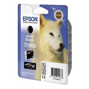 EPSON T0968 matt schwarz Tintenpatrone