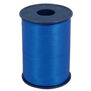 PRÄSENT Geschenkband AMERICA matt blau 10,0 mm x 250,0 mm