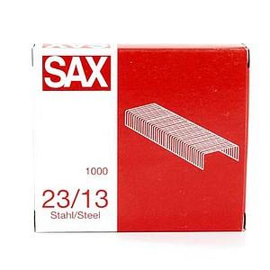 1.000 sax design Heftklammern 23/13