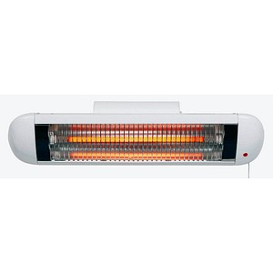 OLYMPIA H+H BS 50 Infrarot-Heizstrahler Wandmontage 600 W