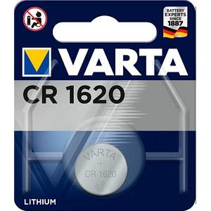 Knopfzellen CR1620 von VARTA