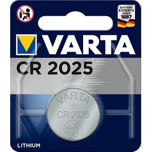 Knopfzellen CR2025 von VARTA