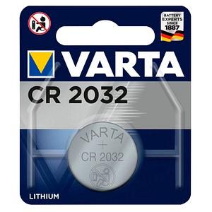 Knopfzellen CR2032 von VARTA