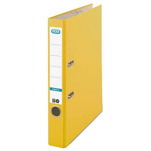 ELBA smart Original* Ordner gelb Karton 5,0 cm DIN A4