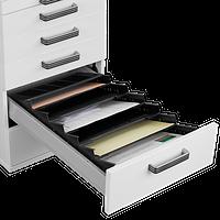 Schreibtischcontainerzubehör