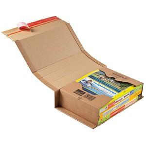 20 ColomPac® Buchverpackungen 38,0 x 26,5 x 10,0 cm
