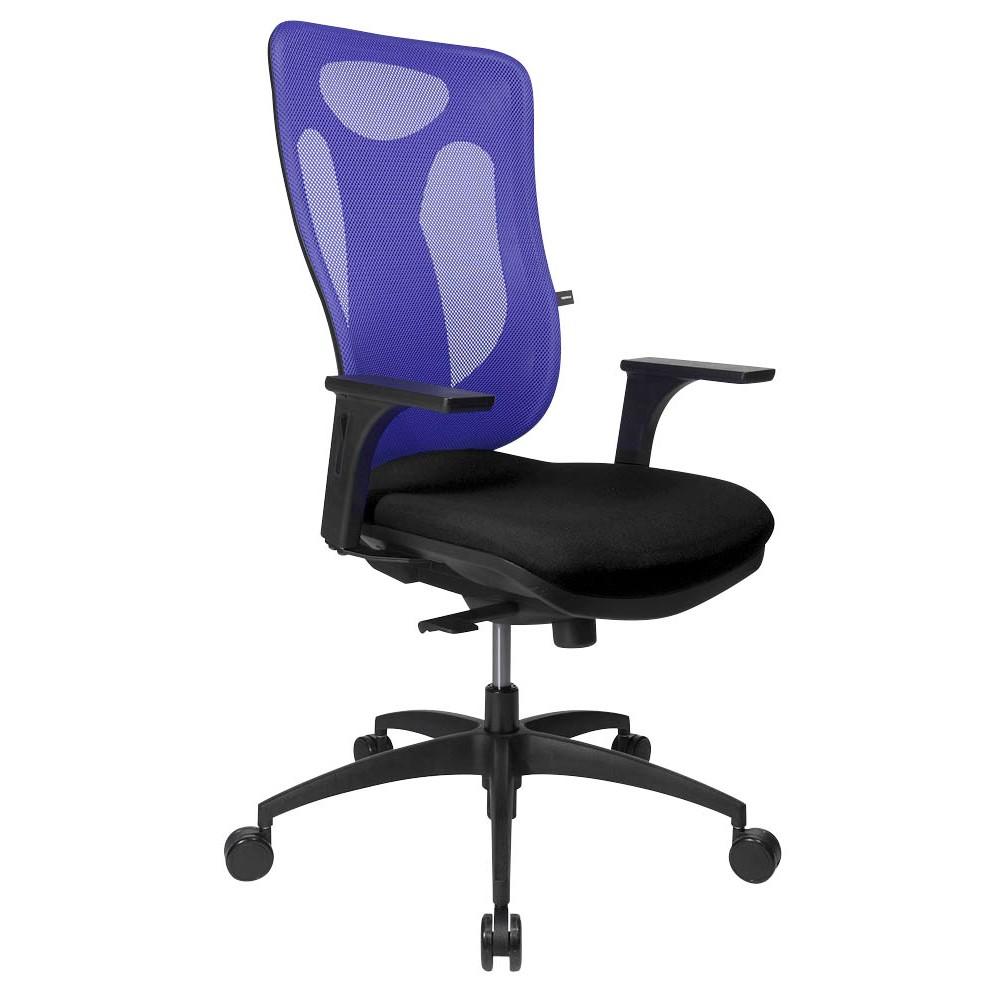 Topstar Net Pro 100 Bürostuhl blau günstig online kaufen