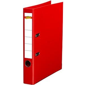 office discount Ordner rot Kunststoff 5,0 cm DIN A4